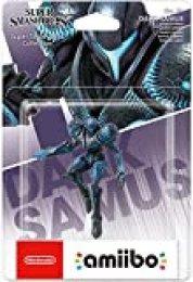 Nintendo Iberica SL - Amiibo Samus Oscura (Colección Super Smash Bros)