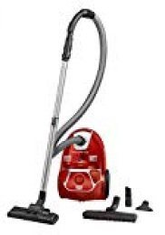 Rowenta RO3953 Compact Power aspiradora con Bolsa, 750 W, 3 litros, 79 Decibelios, Rojo (Reacondicionado)