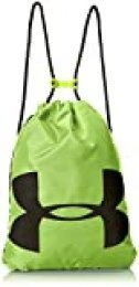 Under Armour UA Ozsee Sackpack Bolsa de Equipaje, Unisex Adulto, Amarillo (High-Vis Yellow/Black 732), Talla única