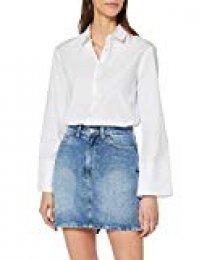 Wrangler Mid Length Skirt Falda para Mujer