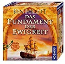 Kosmos Das Fundament Der Ewigkeit Niños y Adultos - Juego de Tablero (Niños y Adultos, 90 min, Niño/niña, 12 año(s), 120 Pieza(s), 4 Pieza(s))