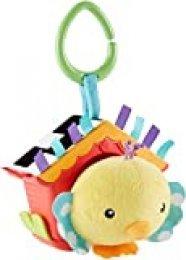 Fisher Price Pajarito Pío Pío,juguete colgante para bebé (Mattel DFP95)