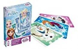 Cartamundi - Juego de Cartas de Frozen y Old Maid
