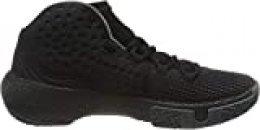 Under Armour Under Armour Men's Hovr Havoc 2 Basketballschuhe Zapatos de Baloncesto Hombre, Negro (Black (003)), 38 EU (5 UK)