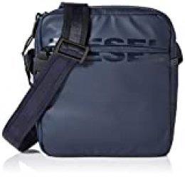 DIESEL ShoesBoldmessage DoublecrossHombreCarterasAzul (Blue Nights) 8x18x34 Centimeters (W x H x L)