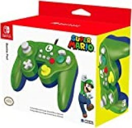 HORI - Battle Pad Luigi (Nintendo Switch)