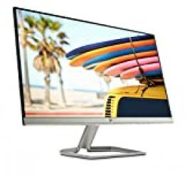HP 24fw - Monitor 24 Pulgadas (61 cm, 1920 x 1080 Pixeles, Full HD, LED, 5 ms) Plata