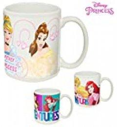 Taza ceramica de Princesas