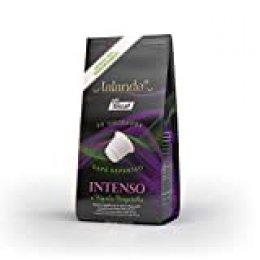 Toscaf 70232 Cápsulas Compostables Intenso Compatibles Nespresso 20 Unidades 189 g