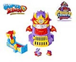 Superzings - Power Tower Assault Adventure 3, con 2 exclusivas figuras SuperZings