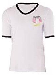 Ultrasport T-Shirt mit Rundhals Camiseta, Hombre