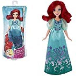Disney Princess- Ariel Muñeca, Color Verde y Rojo (Hasbro B5285ES2)