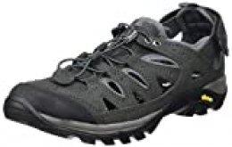 Bruetting Mount Cornwell Low, Zapatos de Trekking y Senderismo para Hombre, Gris (Gr/Schwarz Gr/Schwarz), 36 EU