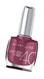 Maybelline Express Finish 225 Soft Violet - esmaltes de uñas (Violeta, Soft Violet)