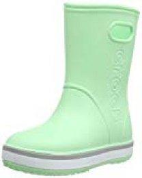 Crocs Crocband Rain Boot Kids, Botas de Agua Unisex Niños