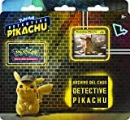 Pokemon JCC - Archivo del caso de Detective Pikachu (Asmodee, POTK1901)
