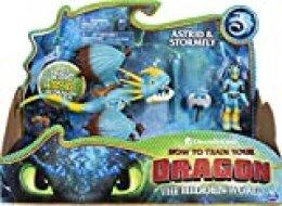 Dragons Dragon & Viking Astrid/Stormfly - Figuras de juguete para niños (Multicolor, 4 año(s), Niño/niña, Dibujos animados, Animales, Dragon Riders) , color/modelo surtido