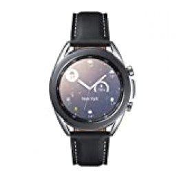 SAMSUNG Galaxy Watch3 Smartwatch de 41mm, Bluetooth, Reloj inteligente Color Plata, Acero [Versión española] (SM-R850NZSAEUB)