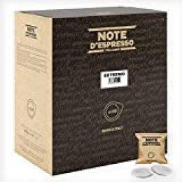 Note D'Espresso Bolsitas de Café Extremo - 150 x 7 g, Total: 1050 g