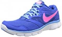 Nike W FLX Experience RN 3 MSL - Zapatillas para Mujer, Color Azul