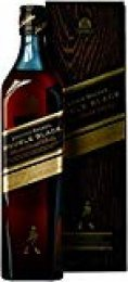 Johnnie Walker Double Black Whisky Escocés - 700 ml