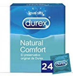 Durex Preservativos Natural Comfort 24 Condones