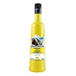 Crema de Orujo con Limón - Sierra del Oso - 3 botellas de 700 ml - Total: 2100 ml