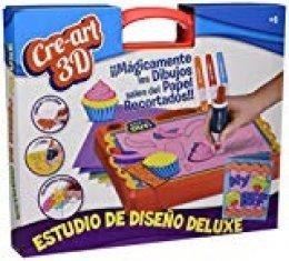 Bizak Artist - Set Juego de Creatividad Cre-Art 3D 63152260