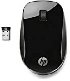 HP Z4000 - Ratón Inalámbrico - Negro