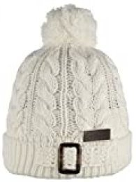 SINNER Aspen - Gorro para Mujer, Color Blanco, Talla FR: FR : One Size (Taille Fabricant : Uni)