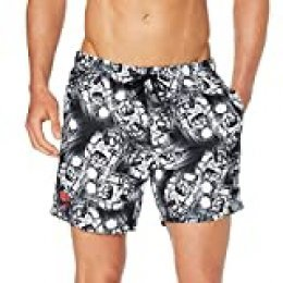 "Speedo Star Wars Allover 16"" Watershort Bañador, Hombre"