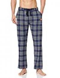 Superdry Laundry Flannel Pant Parte Inferior de Pijama para Hombre