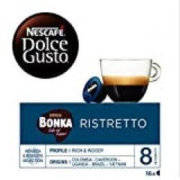 Nescafé Dolce Gusto Café Bonka - 16 Cápsulas de Café