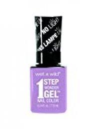 Wet n Wild Don't Be Jelly 1 Step Wonder Gel Nail Color Esmalte para las Uñas - 7 ml