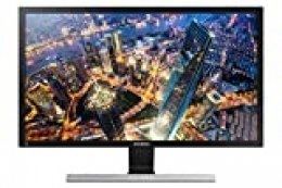 "Samsung U28E590D - Monitor para PC Desktop  de 28"" (3840 x 2160 Pixeles, LED, 4K Ultra HD, TN, 3840 x 2160, 1000:1), color negro y gris"