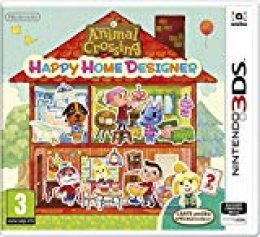 Happy Home Designer + 1 Carte Amiibo 'Animal Crossing'