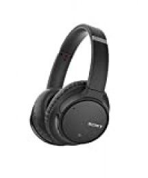 Sony WH-CH700NB - Auriculares inalámbricos (Noise Cancelling, Bluetooth, NFC), color negro