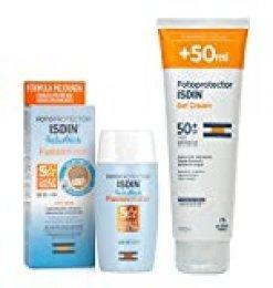 ISDIN Fotoprotector Gel Cream SPF 50+ Isdin Fotoprotector Fusion Water Pediatrics SPF 50 - Protector solar facial para niños