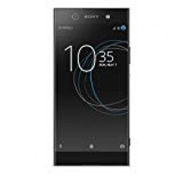 "Sony Xperia XA1 Ultra - Smartphone con pantalla FULL HD de 6"" (Octa Core 2,4 Ghz, RAM de 4 GB, memoria interna de 32 GB, cámara de 23 MP, Android), color negro"