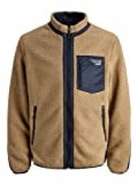 Jack & Jones Jorwillow Stand Collar Jacket Chaqueta para Hombre