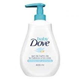 Baby Dove - Gel de Baño Hidratación Profunda para Bebés - 400 ml