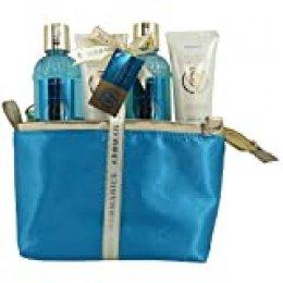 Gloss - caja de baño, caja de regalo para mujeres - Kit de Bain AROMANICE