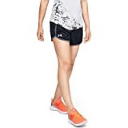 Under Armour Tech Mesh 3 Inch - Corto Mujer