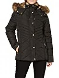 New Look P Op Fitted Padded Puffer Chaqueta para Mujer