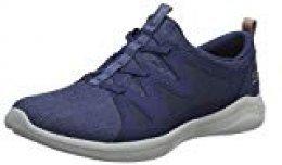 Skechers Envy-Effortlessly, Zapatillas sin Cordones para Mujer