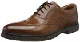 Clarks Un Tailor Wing, Zapatos de Cordones Derby para Hombre