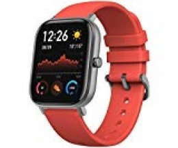 Amazfit - Smartwatch Amazfit GTS Rojo - Smartwatch - Comprar Al Mejor Precio