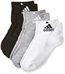 adidas Light ANK 3pp Socks, Unisex Adulto