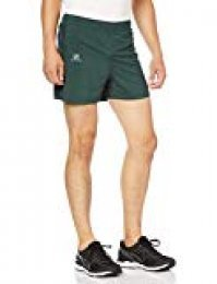 SALOMON Agile 5 Sr Pantalones Cortos, Hombre, Verde (Green Gables), XS