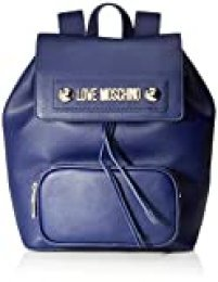 Love Moschino - Jc4030pp18lc0750, Unisex adulto, Azul (Blu), 28x13x26 cm (W x H L)